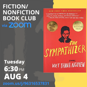 Virtual Fiction/Nonfiction Book Club