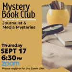 Virtual Mystery Book Club