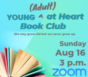 Virtual Young (Adult) at Heart Book Club