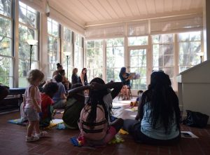 Virtual Storytime at The Grove