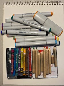 Online Talk: Sketching