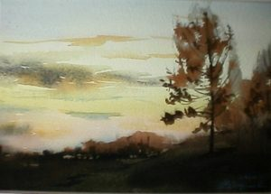 Online Demo/Lecture Watercolor with Natalia Andree...
