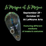 Le Masque Exhibit