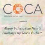 Many Voices, One Heart: Paintings by Terrie Corbett