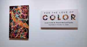 Meet the Artist: Daniel McCord Taylor