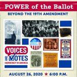Power of the Ballot: Beyond the 19th Amendment