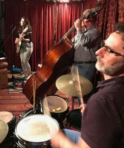 Hillman, Hall and Bakan Trio LIVE!