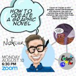 Leon County Library CosmicCon: How to Create a Graphic Novel with Nathan Archer