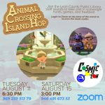 Leon County Library CosmicCon: Animal Crossing: New Horizons Island Hop