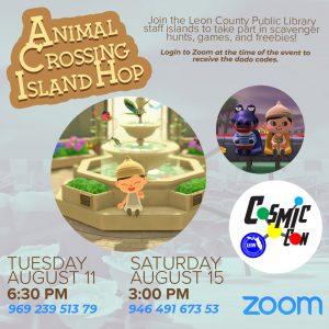 Leon County Library CosmicCon: Animal Crossing: Ne...
