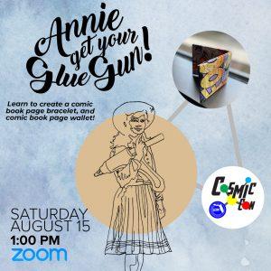 Annie Get Your Glue Gun Crafters' Meetup - CosmicC...