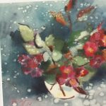 4-Day Watercolor Class with Natalia Andreeva