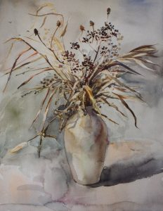 Free Online Watercolor Demo/Lecture with Natalia Andreeva