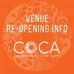 Venue Re-Opening Information Guide (Multiple Sourc...