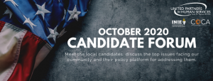 October 2020 Candidate Forums