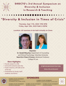 "3rd Annual Symposium ""Diversity & Inclusion in..."