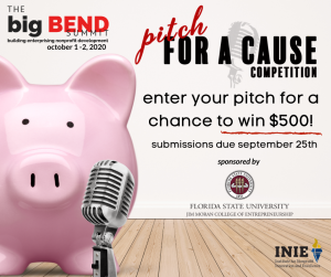 Pitch for a Cause