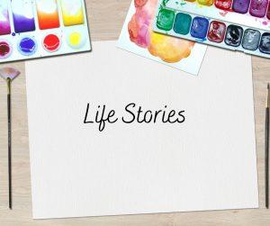Life Stories: Mixed Media Art Class