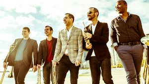 Axiom Brass, brass quintet