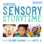 Virtual Sensory Storytime