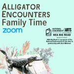 Virtual Alligator Encounters Familytime
