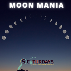 Sciturdays - Moon Mania