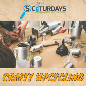 Sciturdays - Crafty Upcycling
