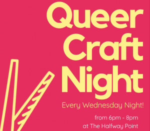 Virtual Queer Craft Night