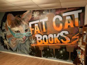 Fat Cat Bookstore