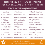 Show Your Art 2020