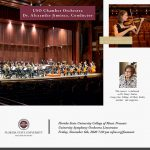 University Symphony Orchestra Livestream