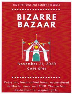 Bizarre Bazaar 2020