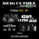 Sit in Outside Movie Fest: Night of the Living Dead