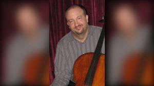 12 at Noon: Evan Jones, cello