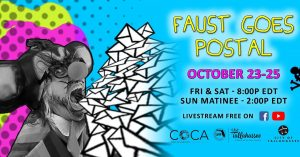 Faust Goes Postal
