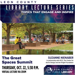 Library Lecture Series: The Great Spaces Summit wi...
