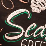 Creative Lettering for the Holidays