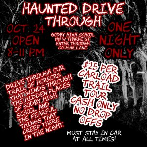 Haunted Drive Through