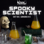 Camp Challenger: Spooky Scientist