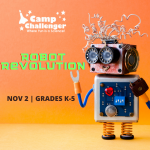 Camp Challenger: Robot Revolution