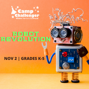 Camp Challenger: Robot Revolution