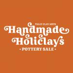 Handmade Holiclays Pottery Sale