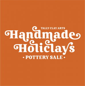 Handmade Holiclays Pottery Sale