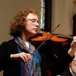 12atNoon: Valerie Arsenault, violin & Iain Quinn, organ
