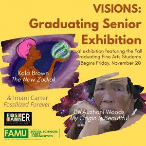 Visions (Virtual) Graduating Senior Art Exhibition...