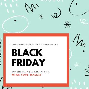 Black Friday at The Bookshelf