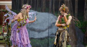 A (mini )Midsummer Night's Dream at Goodwood