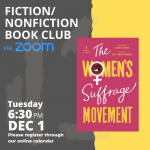 Fiction/Nonfiction Book Club