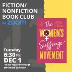 Fiction/Nonfiction Book Club