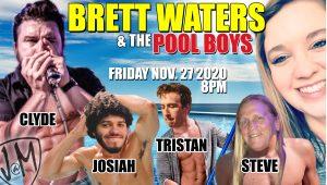 Brett Waters & The Pool Boys